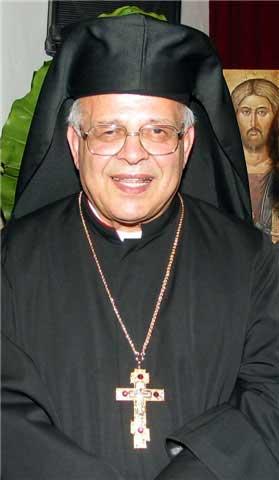 Monsignor Arch. Virginio Fogliazza
