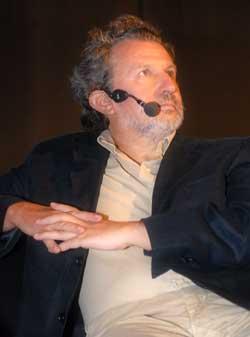 Il prof. Piergiorgio Odifreddi