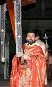 Il Rev.mo Archimandrita George Khoury
