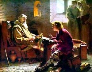 San Beda il Venerabile