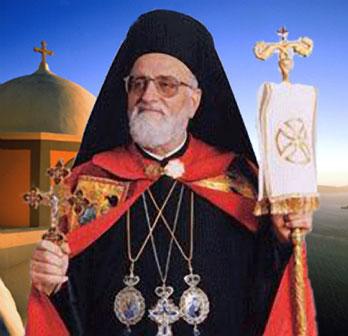S. B. Il Patriarca Gregorios III