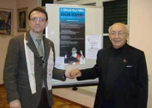 Alessandro Grecchi e Dom Tomás