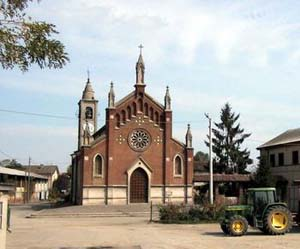 La Chiesa Parrocchiale di San Giorgio a Maccastorna