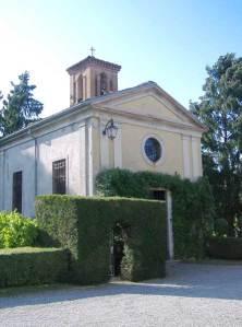 La Chiesa di Croara