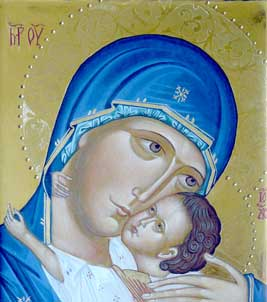 Maria, Madre della Tenerezza