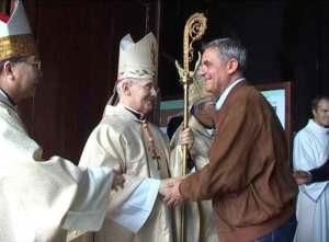 Il Cardinale Jean-Louis Tauran